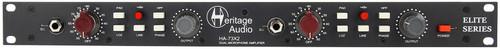 Heritage Audio HA73X2 ELITE - Dual Channel Mic Preamp