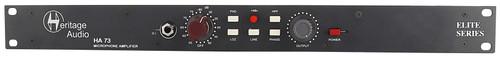 Heritage Audio HA73 ELITE - Single Channel Mic Preamp
