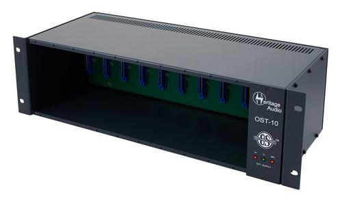 Heritage Audio OST-10 10 Slot 500 Series Rack