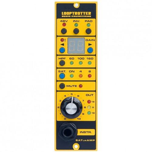 Looptrotter Audio - Saturamp 500 Series Processor