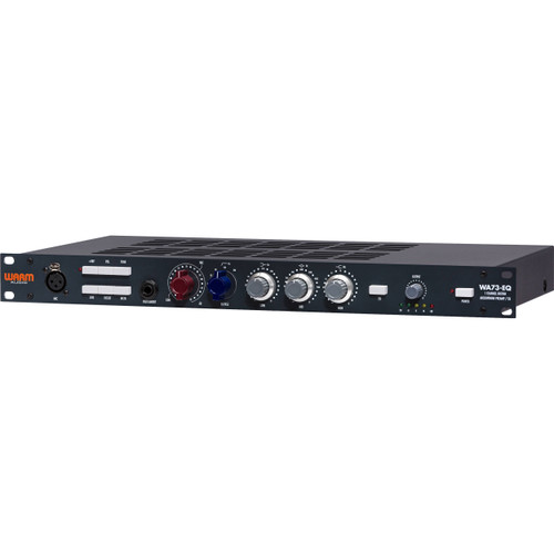Warm Audio WA73-EQ Microphone Preamp & EQ