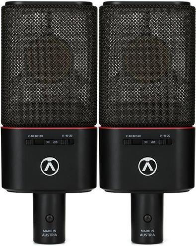Austrian Audio OC18: Live Set Stereo Pair