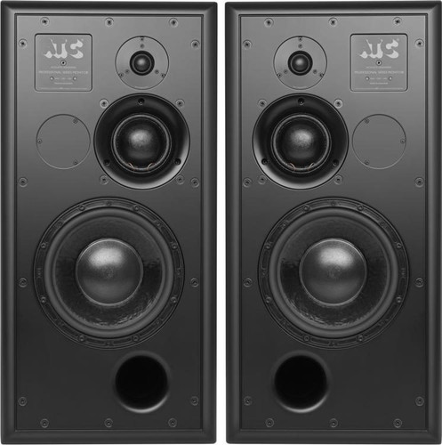 "ATC SCM100ASL Pro 12"" 3-way Powered Studio Monitors"