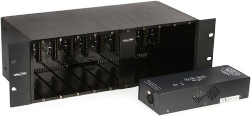 Lindell Audio 510 Power MKII 10-slot 500 Series Chassis
