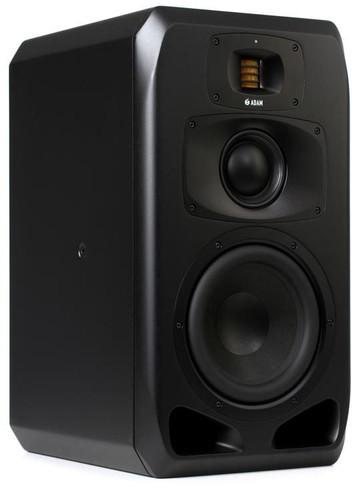 ADAM Audio S3V 9 inch 3-way Powered Midfield Studio Monitor (Pair)