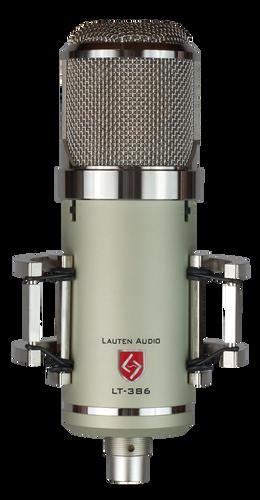 Lauten Audio - Eden LT-386 Large-diaphragm Tube Condenser Microphone
