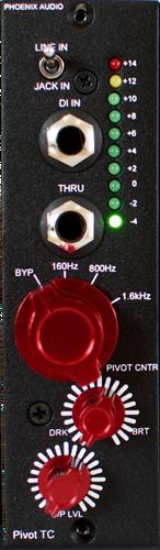 Phoenix Audio Pivot Tone Channel/500 Series Channel Strip