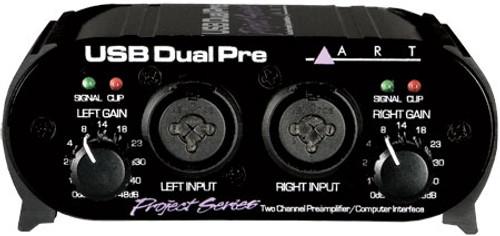 ART USB Dual Pre 2-channel Audio Interface / Preamplifier