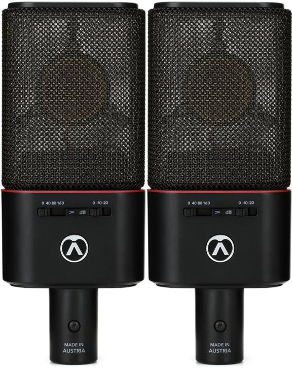Austrian Audio OC18: Live Set Stereo Pair.