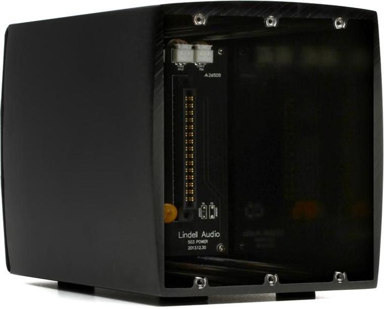 Lindell Audio - 503 Power - 3 Slot API 500 Lunchbox