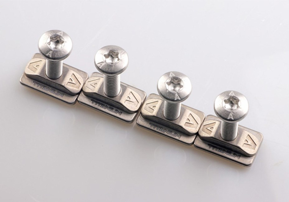 Armstrong Dome Titanium T-Nut Screw Set
