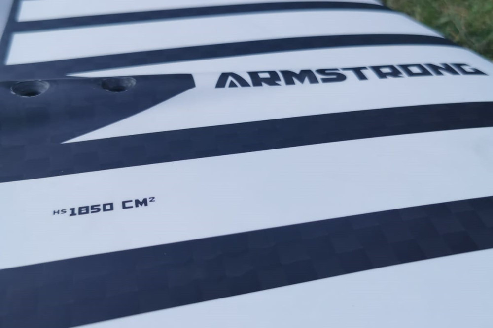 Armstrong HS1850 Wing
