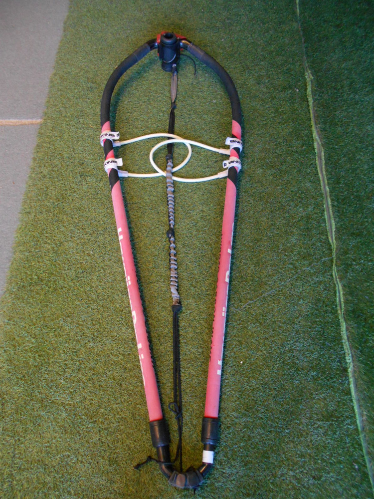 HPL Carbon Boom 145-195cm Equipped