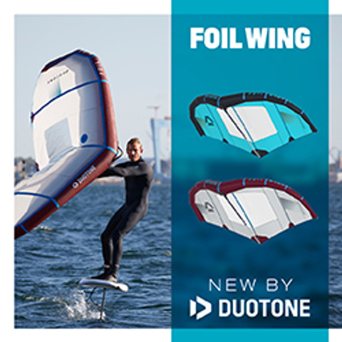 Duotone Foil Wing, Freedom and accessibility!!!