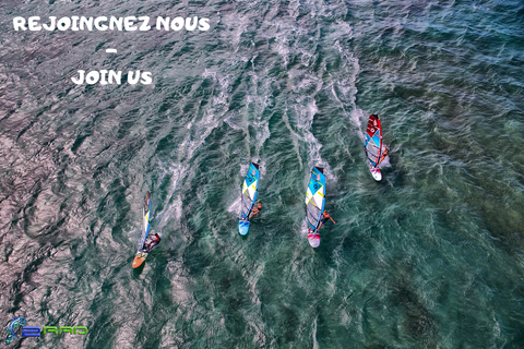 Our goal is to provide an Honest, Ethical and Exclusive support to Windsurfers and Watersports lovers!