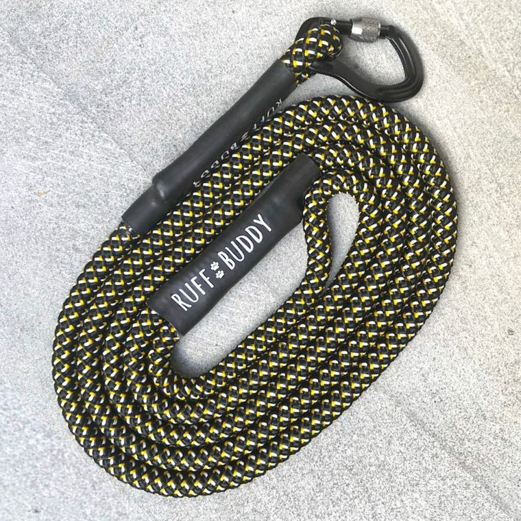 Ruff Buddy Climbing Rope Dog Leash Swagger 5ftS Full Rope