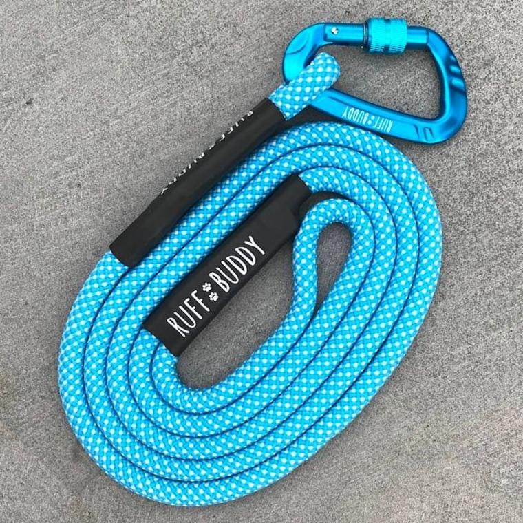Ruff Buddy Climbing Rope Dog Leash Sub-Zero 5ftL Full Rope
