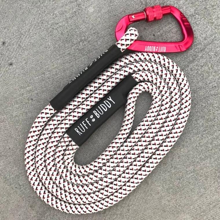 Ruff Buddy Climbing Rope Dog Leash Super Villain 5ftL Full Rope