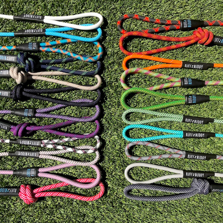 Ruff Buddy Climbing Rope Dog Leash Spring Sale 5ft