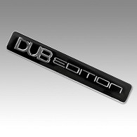 DUB Edition interior emblem