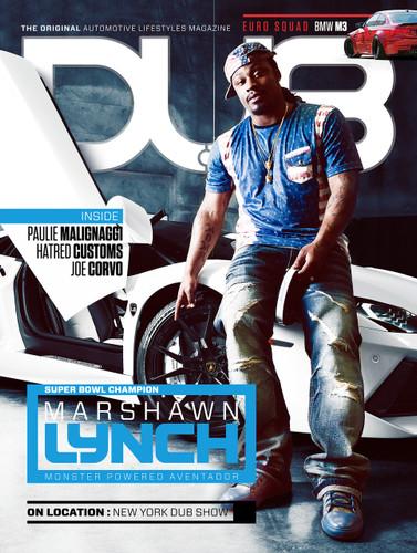 DUB Magazine Issue 90 Cover