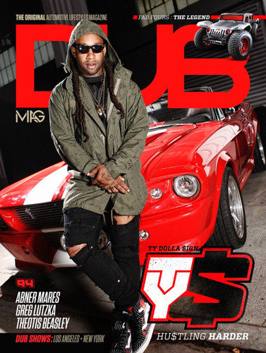 DUB Magazine Issue 94