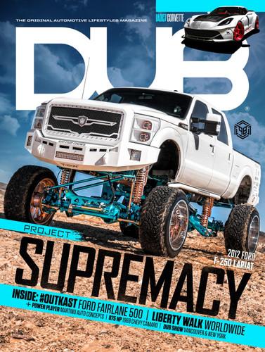 DUB Magazine Issue 98
