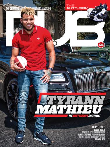 DUB Magazine Issue 103