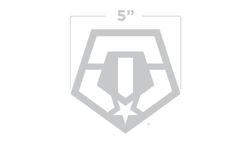 "5"" TIS Logo Small Decal"