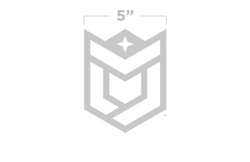 "5"" Dropstars Logo Small Decal"