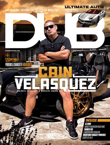 DUB Magazine Issue 106