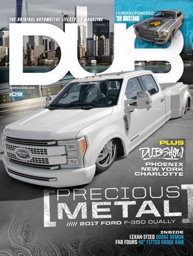 DUB Magazine Issue 109