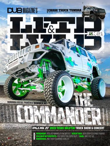 LFTD & LVLD Issue 21