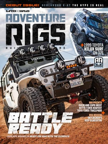 Adventure Rigs Issue 1