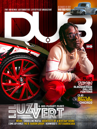 DUB Magazine Issue 110