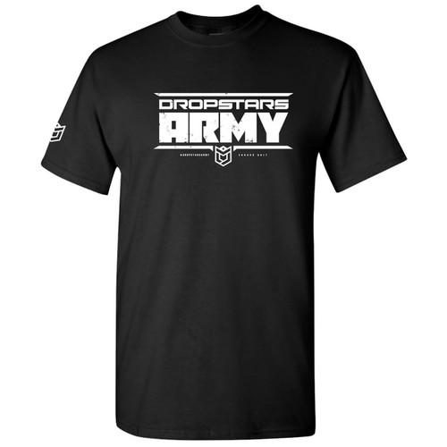 Dropstars Army Tee