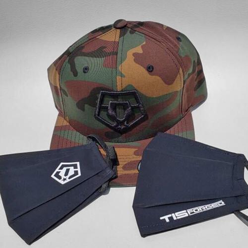 TIS Face Mask & Cap Combo