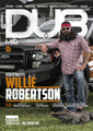 DUB Magazine Issue 92 Cover with Willie Robertson