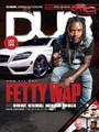 DUB Magazine Issue 100 : Fetty Wap Cover