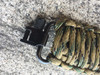 Multicam Paracord with GrovTec Swivel