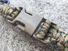 MULTICAM SINGLE POINT MS4 PARACORD SLING QUICK DETACH BUCKLE