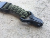 OD GREEN SINGLE POINT MS3 PARACORD SLING (CUSTOM) WITH PARACLIP