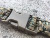 MULTICAM SINGLE POINT MS3 PARACORD SLING (CUSTOM) WITH QUICK DETACH BUCKLE