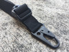 HK Clip with Adjustable nylon on the front