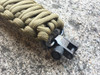 Coyote Brown Paracord Two Point Sling with GroveTecs