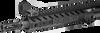 SUREFIRE WARCOMP CLOSED TINE FLASH HIDER (CTN) - 5.56MM