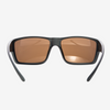 MAGPUL SUMMIT EYEWEAR Matte Gray Frame / Bronze Lens / Gold Mirror