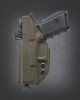Glock 19 Kydex Covert Series Holster in OD Green