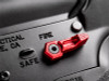 PHASE 5 WEAPONS SYSTEMS 90 DEGREE AMBI SAFETY SELECTOR (SAFE-90) RED