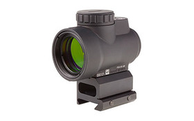 MRO - 2.0 MOA ADJUSTABLE GREEN DOT WITH FULL CO-WITNESS MOUNT
